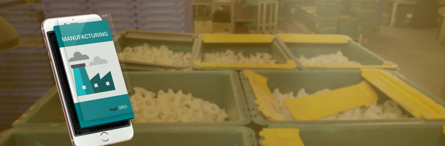 Logistics ERP system, Manufacturing, LogixGRID | Platform and Application for logistics management