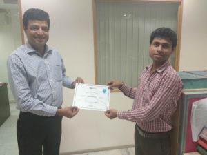 , Certifications, LogixGRID | Platform and Application for logistics management, LogixGRID | Platform and Application for logistics management
