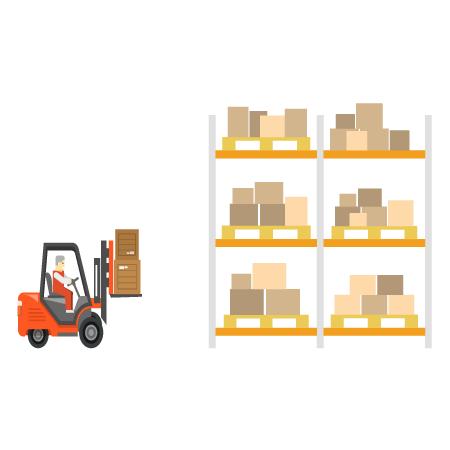 warehouse and distribution, Warehouse management system, LogixGRID | Platform and Application for logistics management