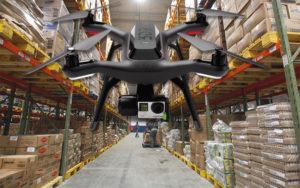 walmart testing warehouses drones wide image