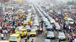 Traffic jams and Human transport business opportunities in Africa