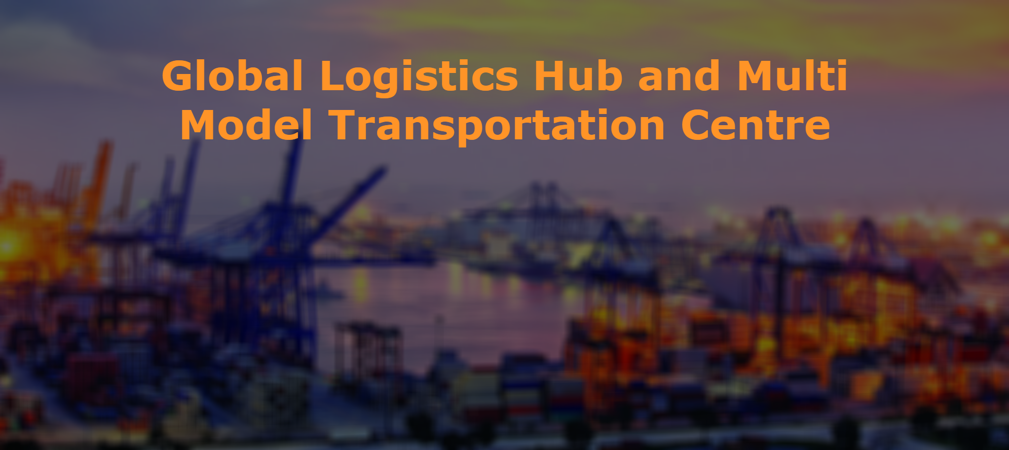 Logistics software demo, UAE logistics industry – opportunities beyond oil business, LogixGRID | Platform and Application for logistics management