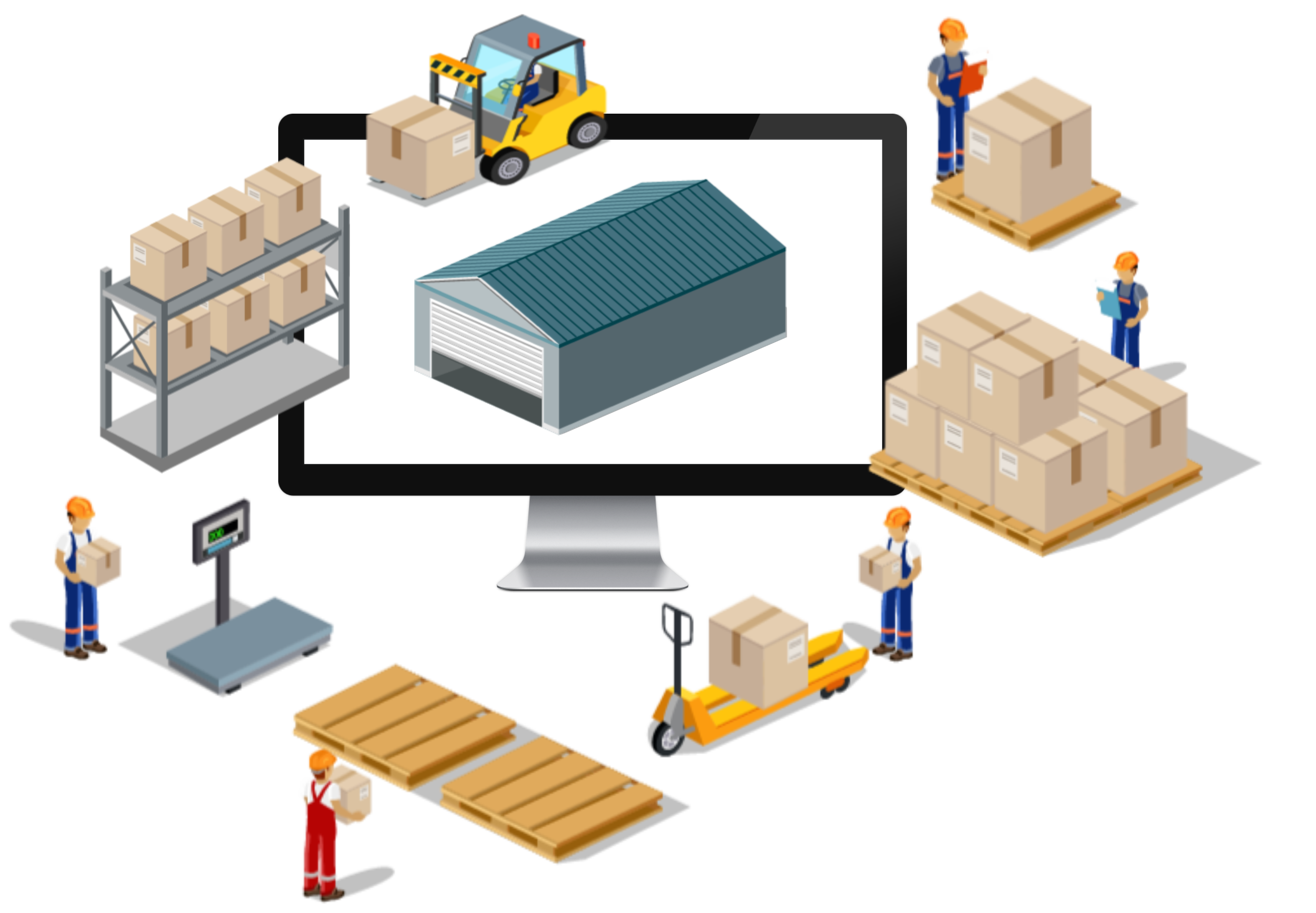 Warehouse Management System, Warehouse Management System, LogixGRID | Platform and Application for logistics management, LogixGRID | Platform and Application for logistics management