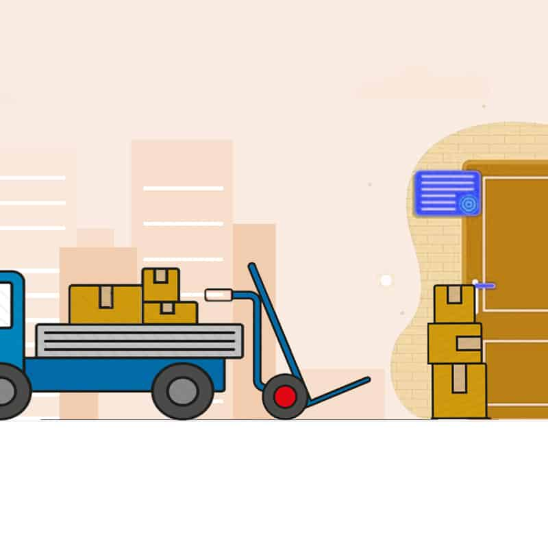 Contactless Logistics, Contactless Logistics, LogixGRID | Platform and Application for logistics management, LogixGRID | Platform and Application for logistics management
