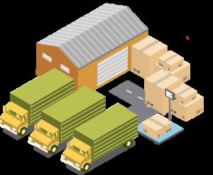 , Logix Delivery Cover Page, LogixGRID   Platform and Application for logistics management, LogixGRID   Platform and Application for logistics management