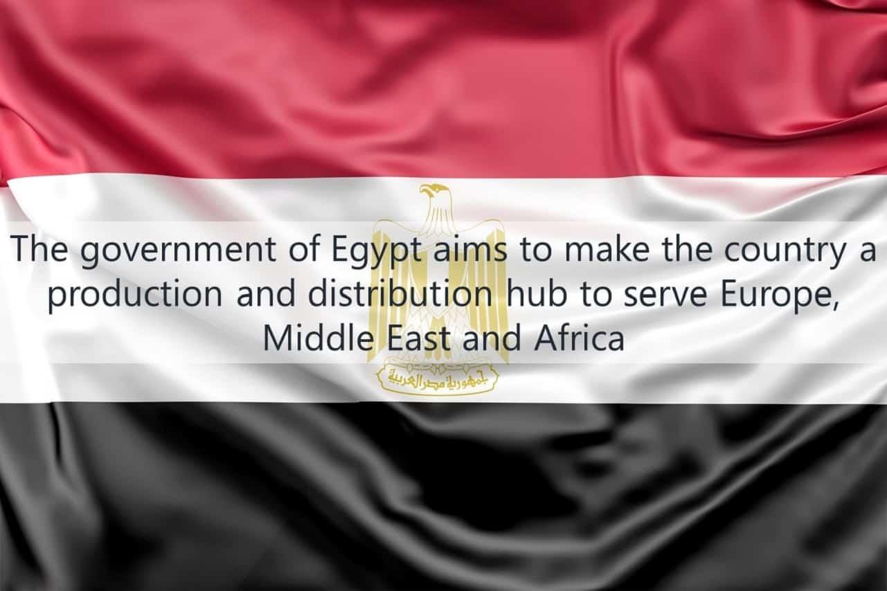 Egypt Logistics