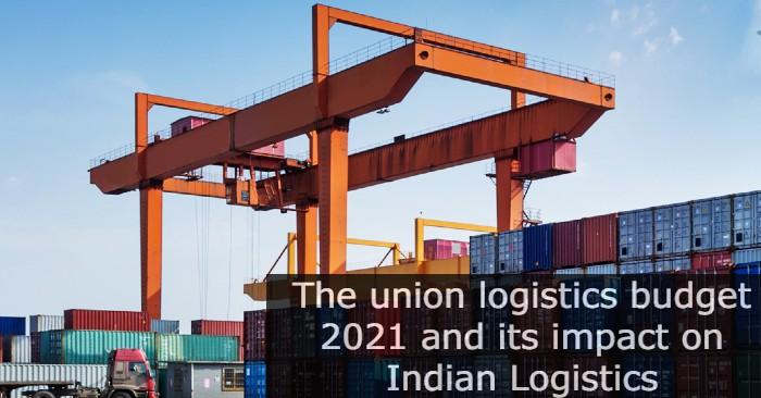 Logistics Budget India