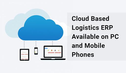 Cloud Based Logistics ERP